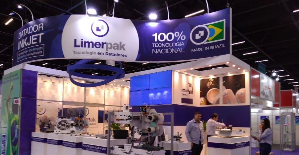 FISPAL 2019 com a Limerpak