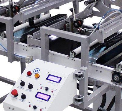 Maquina aplicadora de dupla face Limerpak