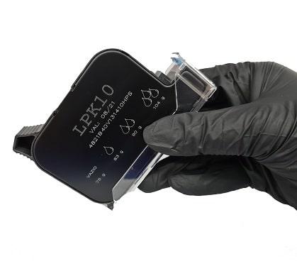 Cartucho Datador Inkjet com clip de proteção Limerpak